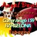 Angel Devil Ristorante Barcelona spain : sponsor arcadia ping pong  Carrer Arago' 159 08015 Barcellona