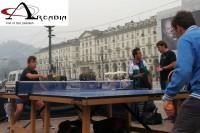 La Scuola Italiana Tennistavolo, con sede a Torino