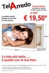 Promozione Ogni 36 Stampe Digitali una tela 30×45 intelaiata a € 19,50