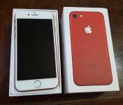 Vendita Apple Iphone 7 32GB..€ 370/Apple IPhone 7 -(ROSSO) 128GB..€ 400