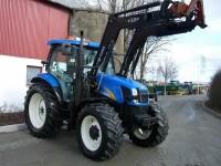 Trattore New Holland T6020 più