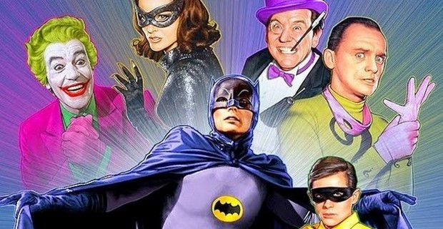 4.Batman e Robin