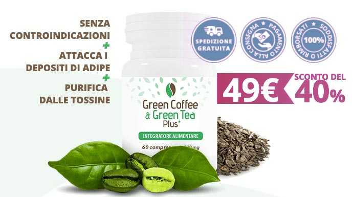 Green-Coffee-e-Green-tea-Plus-prezzo
