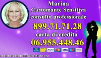 Cartomanzia, Marina cartomante offerta consulto a basso costo