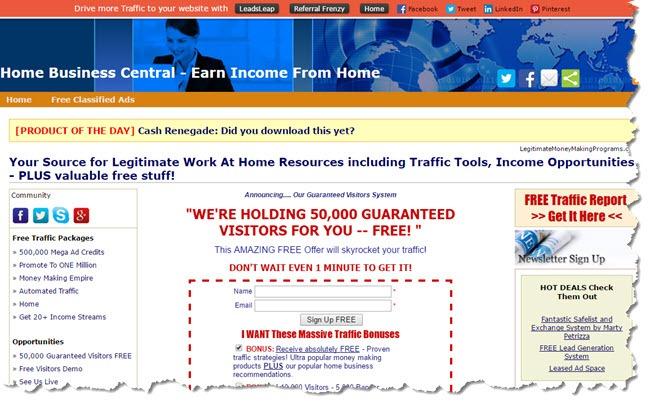 worldprofit_associate_website