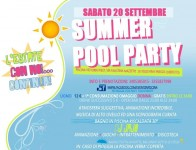 EVENTI SERATE POOL PARTY IVEST PISCINA : AMICI DI PASSIONEARCADIA  POOL PARTY